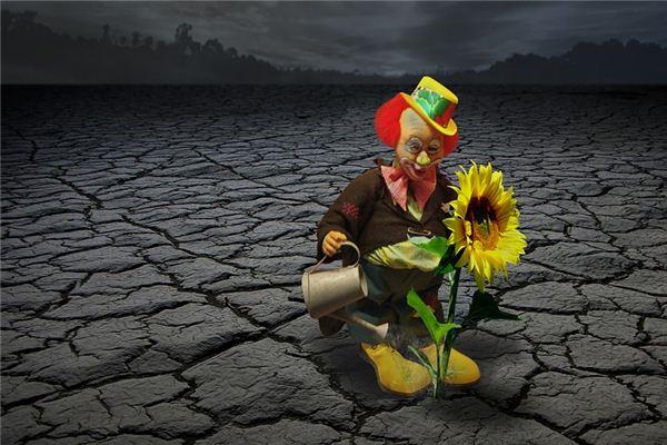 Was bedeutet ein Clown in einem Traum? Traum Weissagung