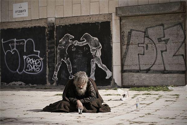 Die Bedeutung und das Symbol von Bettlern in Träumen