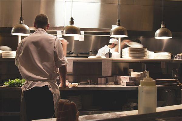 Was bedeutet ein Koch im Traum? Traum Weissagung