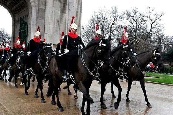 Was bedeutet die Ehrengarde in einem Traum? Traum Weissagung