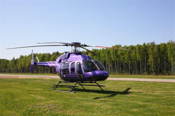 Traumdeutung und Wahrsagerei des Hubschrauberfliegens