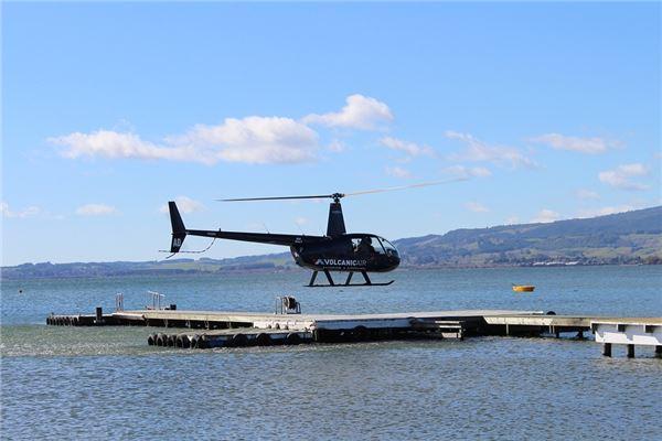 Traumdeutung mit dem Hubschrauber