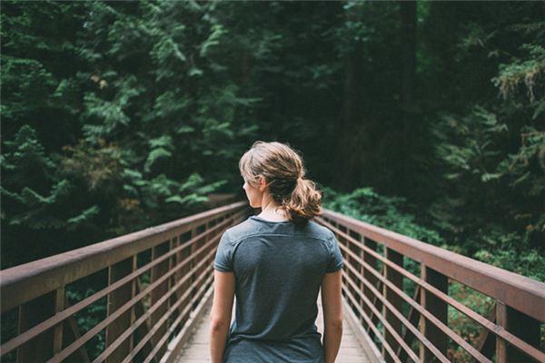Traumdeutung mit Blick auf die Brücke