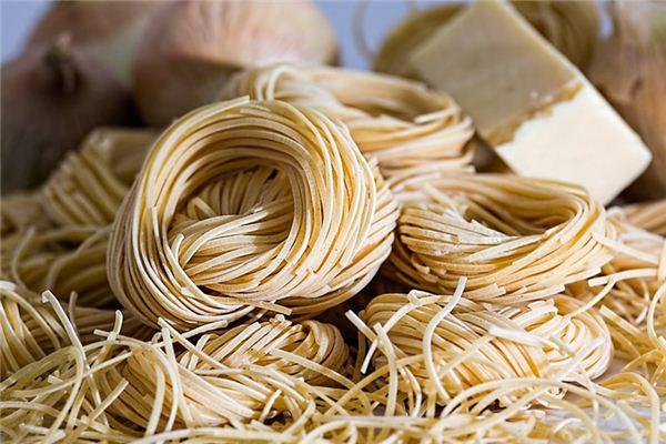 Traumdeutung und Weissagung von Pasta