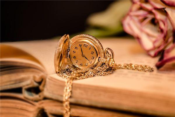 Traumdeutung von Uhren