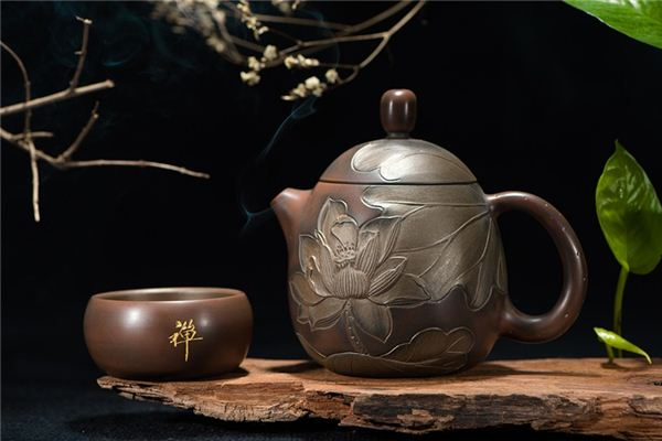 Traumdeutung und Weissagung von Teeservice