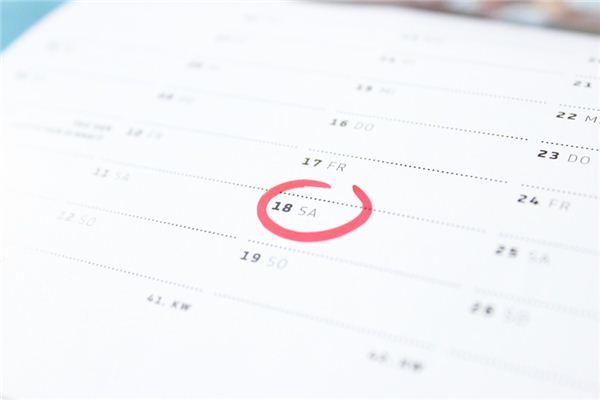 Die Bedeutung des Kalenders Traumdeutung