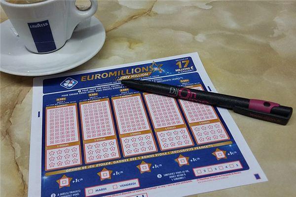 Lotto-Traumdeutung