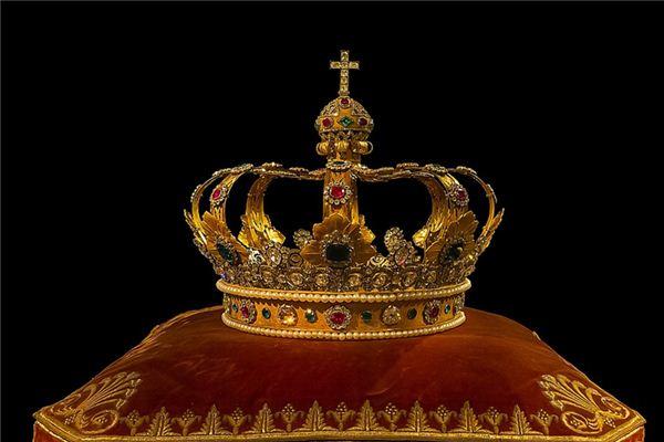 Traumdeutung über die Krone